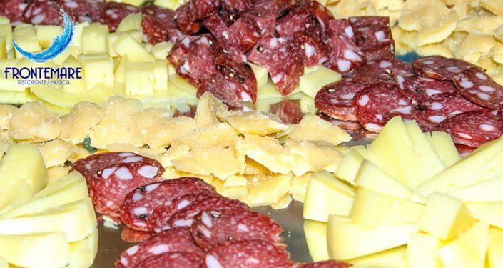 Menu di Pesce e di Carne Rimini