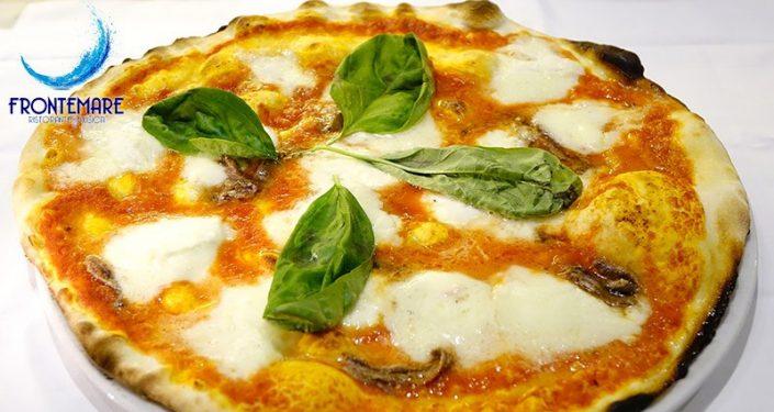 Pizza al Ristorante Frontemare Rimini