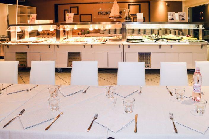 Buffet carne e pesce Rimini