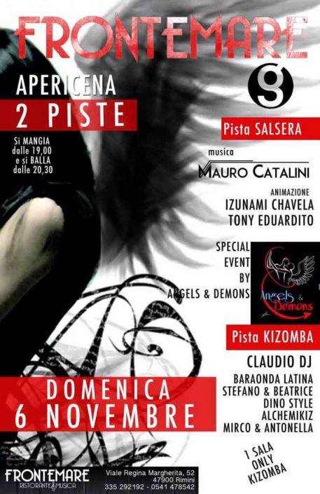 domenica latina frontemare rimini