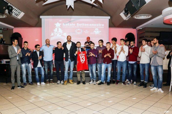 Cene sportive al Frontemare Rimini