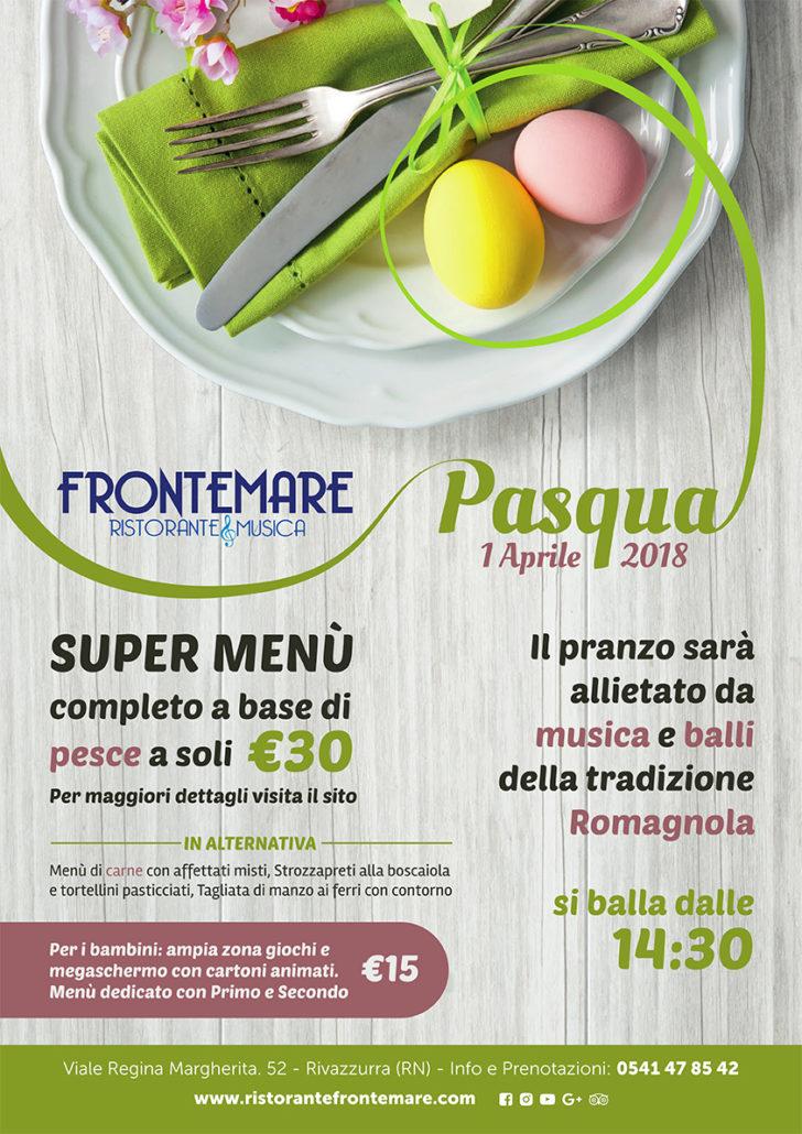 Pasqua E Pasquetta 2018 Frontemare Riminimenù Pesce 30