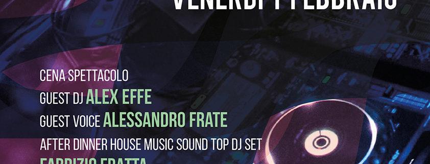44010298c339 Venerdì 1 Febbraio DJ TIME al TOP CLUB RIMINI - Ristorante ...