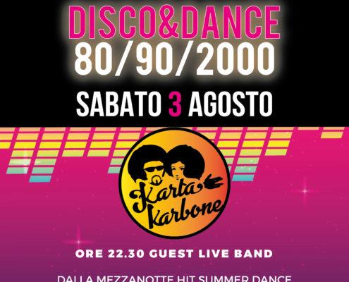 disco sabato sera Rimini